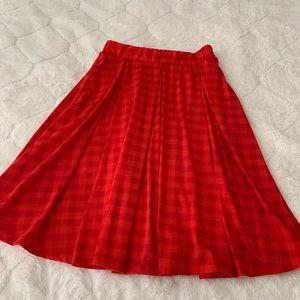 Lularoe Madison skirt size XS